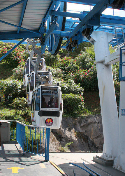 St. Thomas Skyride to Paradise Point takes you 700 feet above sea level to the most spectacular views on the island.