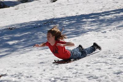 Fraizer Park Snow day