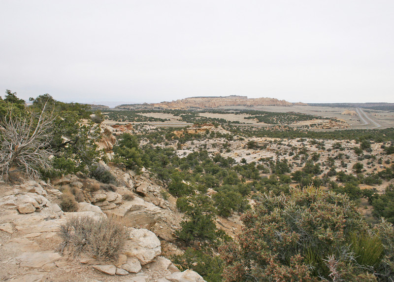 Head of Sinbad area, Utah