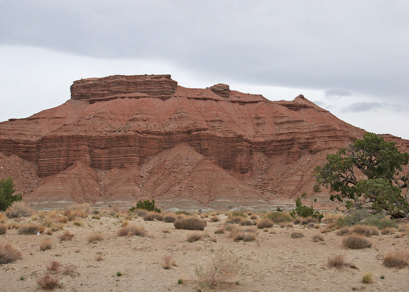 Spotted Wolf Canyon, UT along US 70 before you get into Colorado.