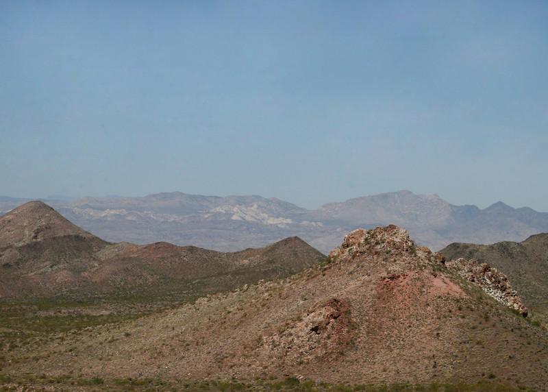 Driving from Kingman, AZ to Laughlin, NV