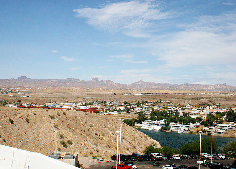 Laughlin, NV and the Colorado River