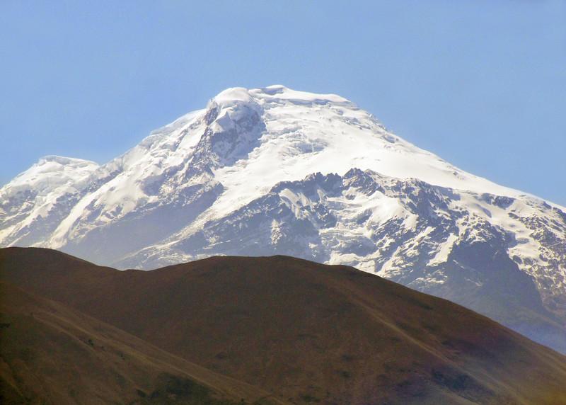 The volcano Cayumbe