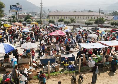 Otavalo, Ecuador, Animal Market - 9/11/10