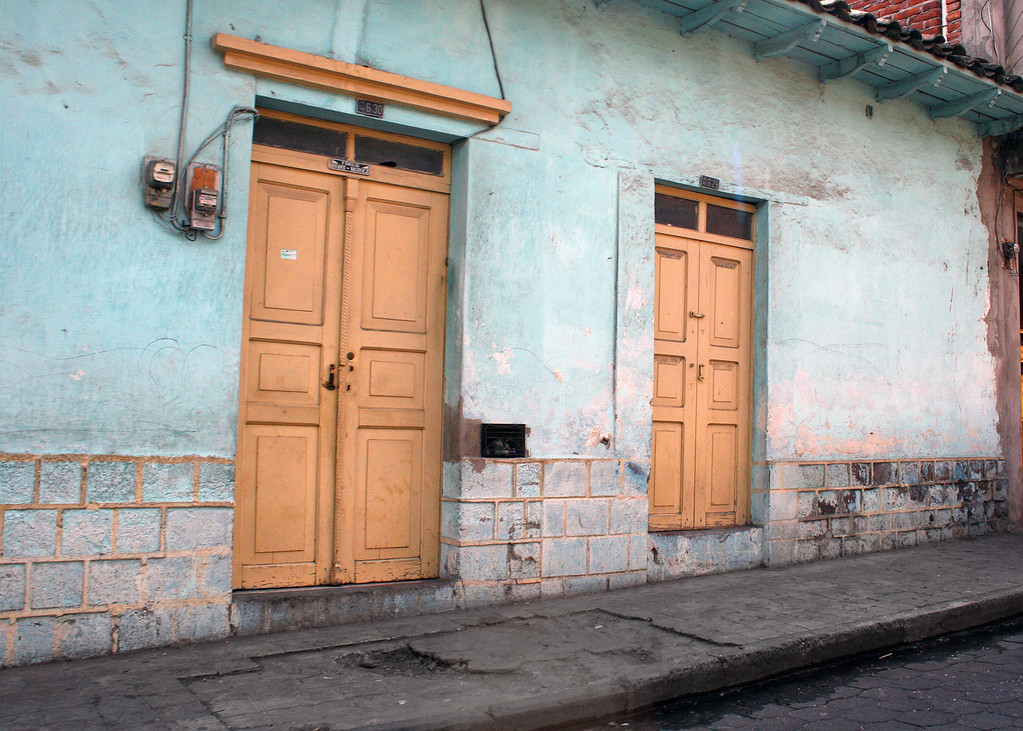 I found the doors and architecture to be fascinating and beautiful.