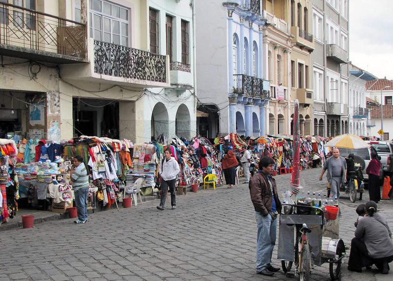Indigenous market