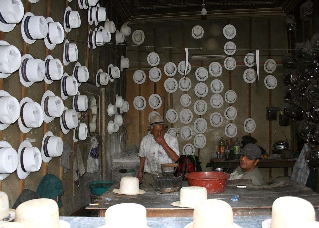 Shop that makes Panama tats