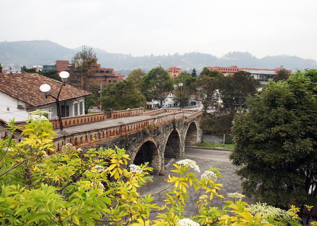 El Puente Roto, the Broken Bridge