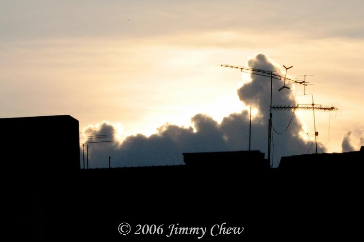 Horsie cloud.