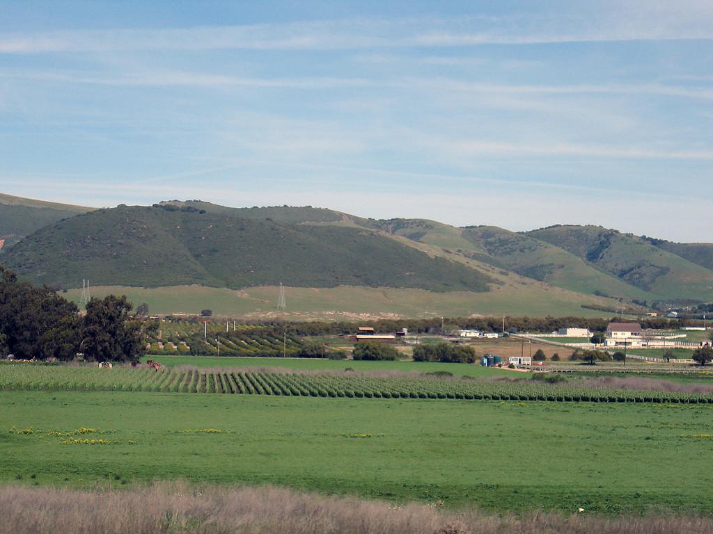 North of Nipomo, CA