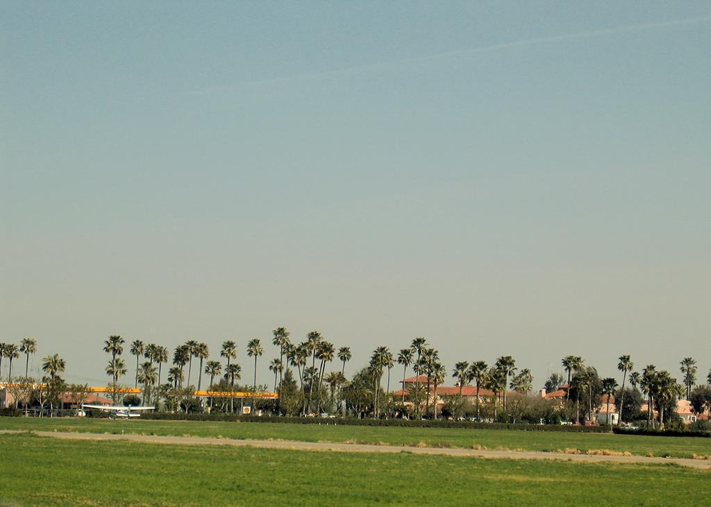 Harris Ranch along Interstate 5