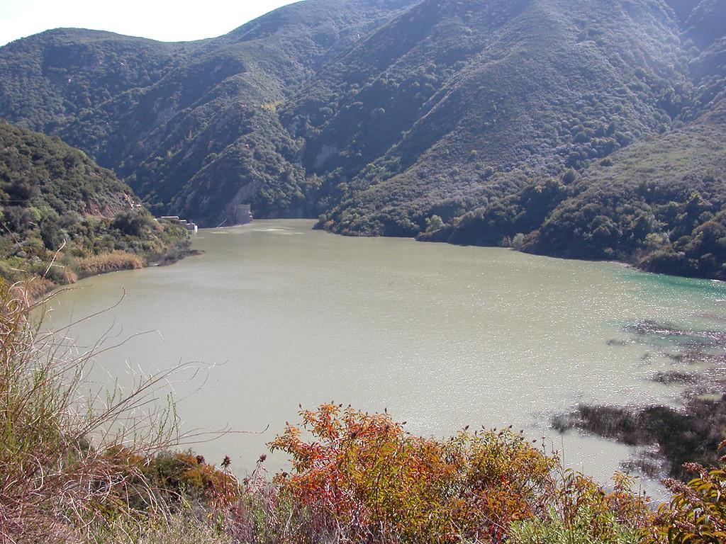 Matilija Dam