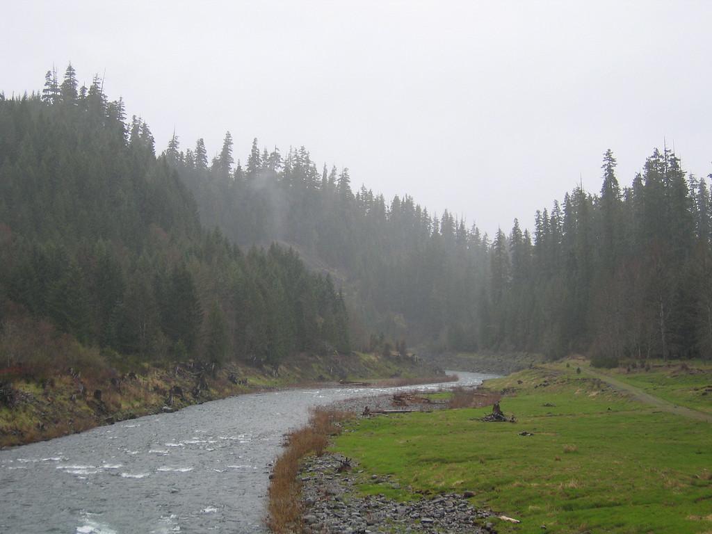 Roaring River along 19 as we head back home
