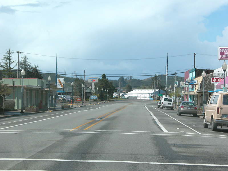 Reedsport, OR