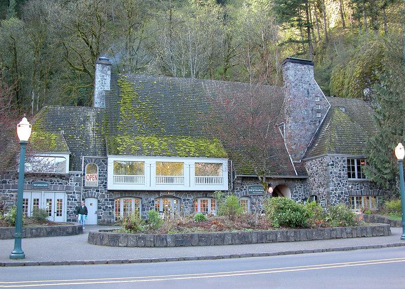 Multnomah Lodge, built in 1925