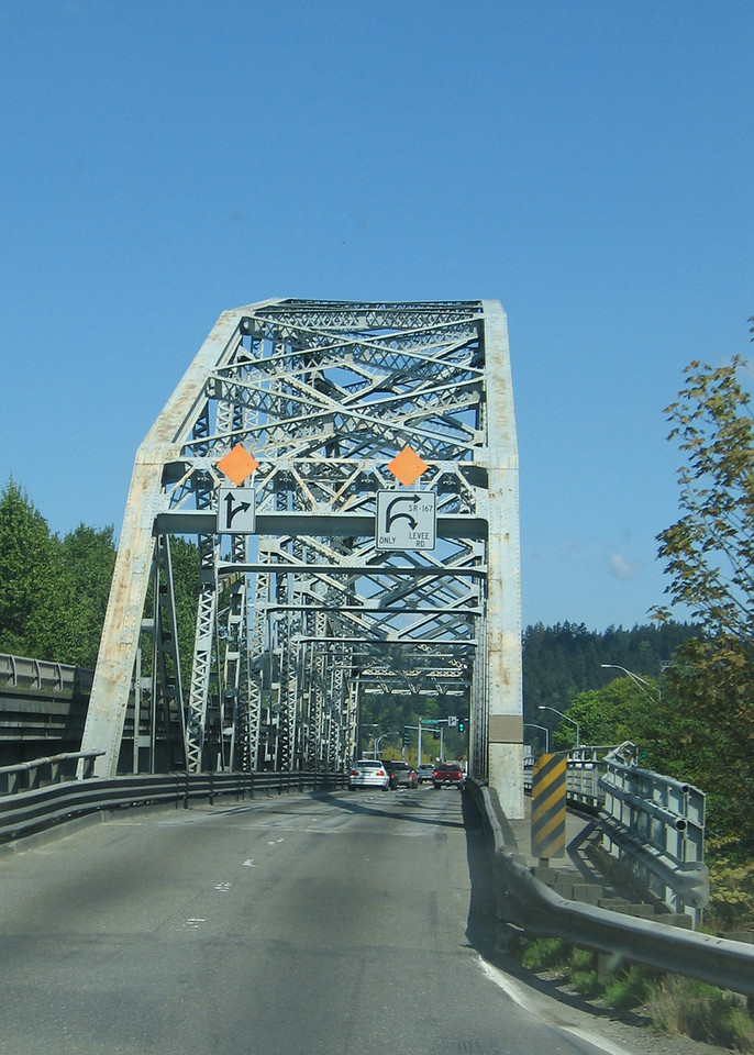 Bridge in Puyallup, WA