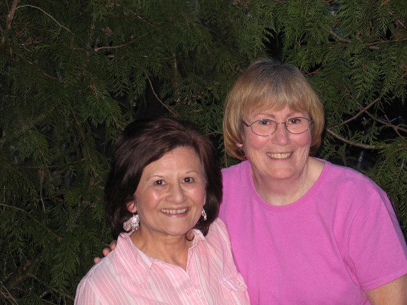 Rachel Pulver and Susan