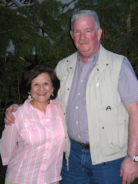 Rachel and Bruce Pulver