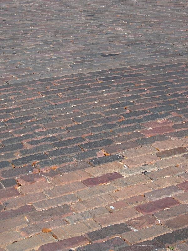 Brick Streets.