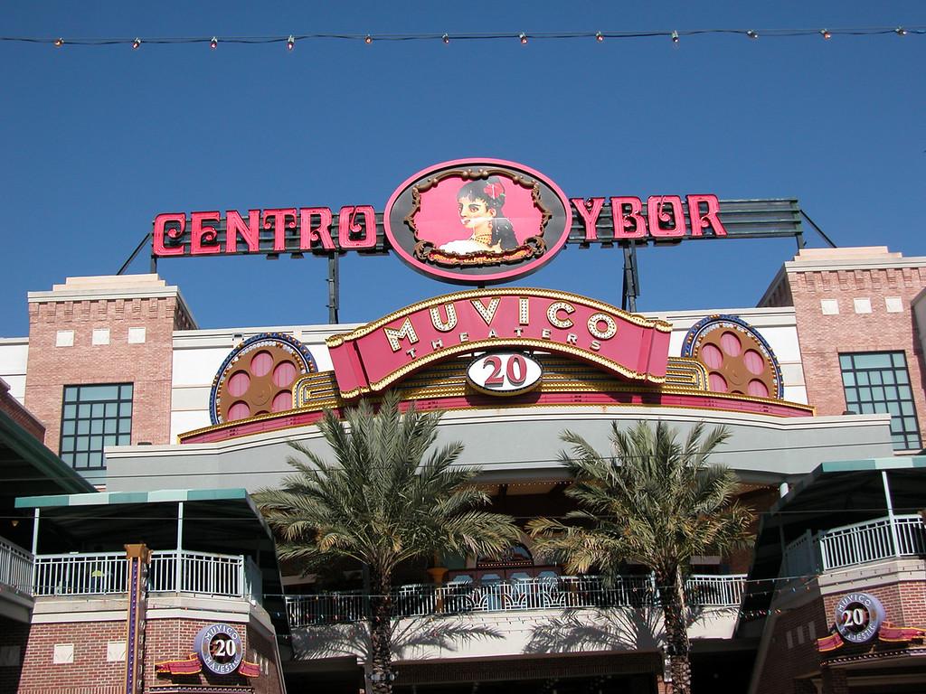 Centro Ybor.