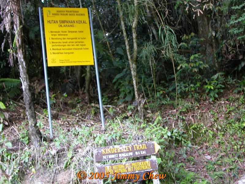 Kindersley Trail