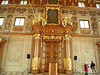 The Goldener Saal (Gold Hall) in the Augsburg Rathaus. Gold leaf adorns everything.