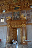 These next shots are from inside the Augsburg Rathaus (City Hall). A local wealthy businessman loaned the city the money to build this. This room is adorned with carvings and gold leaf.