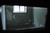 Interior of one of the interrogation cells.