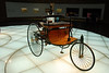 There it is. The first Mercedes car. 1886.