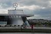 Mercedes headquarters?