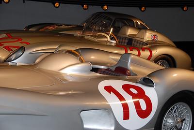 Stuttgart Mercedes Museum
