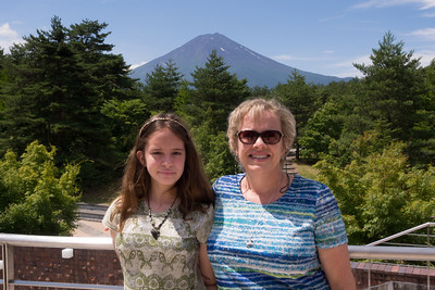 Mt. Fuji and Hakone