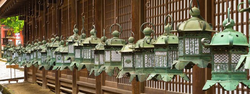 Todai-Ji Shrine, Nara Park