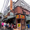 A Thai restaurant off the Omotesando. This place was packed. I really wanted to eat there.