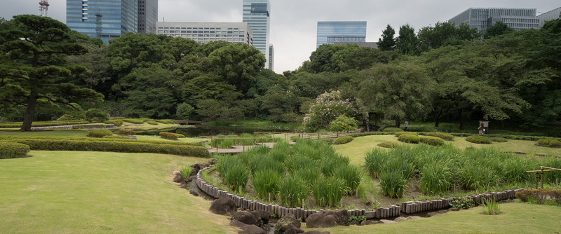 The Imperial Gardens.