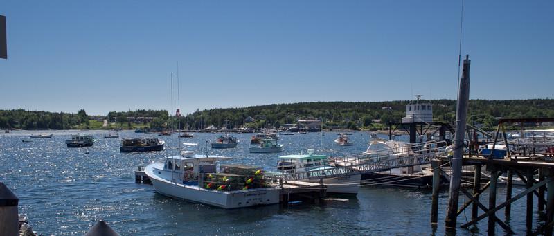 Southwest Harbor.