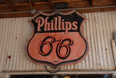 Route 66, June 2007