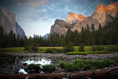 Yosemite Summer 2007