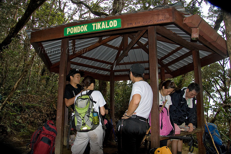 Pondok Tikalod. 5 minutes max again.
