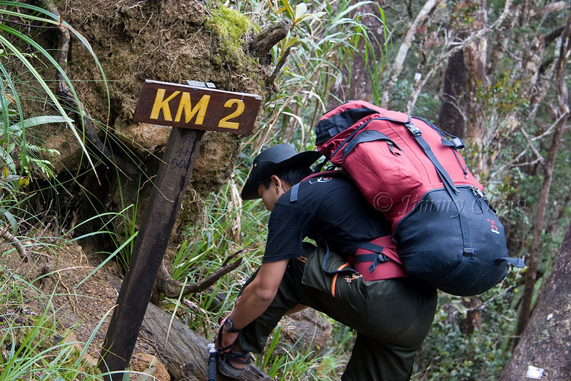 KT at 2 km.