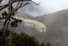 Laban Rata hut from a few hundred metres away.