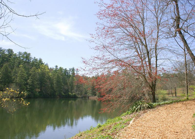 Path around Bass Pond
