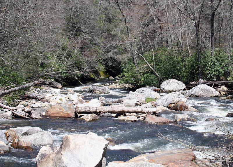 Upper Callasaja Falls
