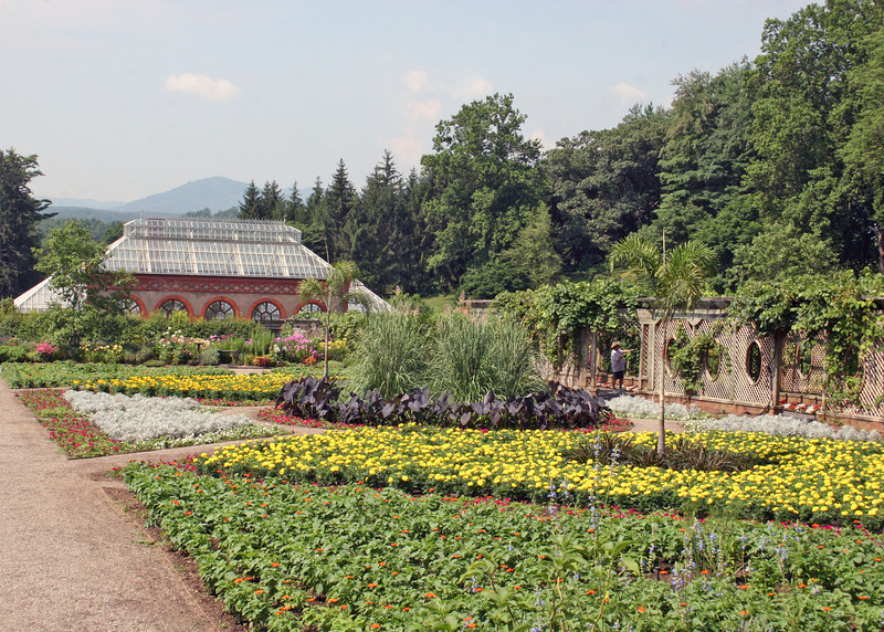 The Walled Garden at Biltmore Estate