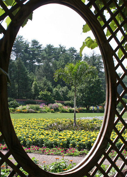 The Walled Garden at Biltmore Estates