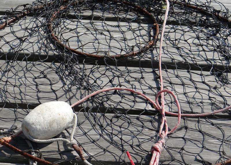 Net on Nags Head Pier