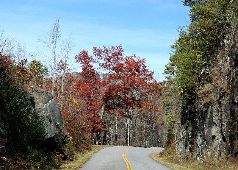 Blue Ridge drive
