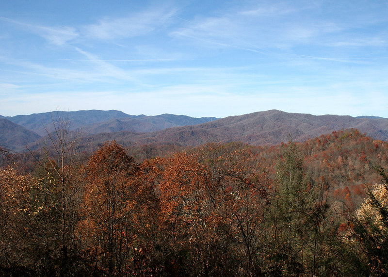 Blue Ridge at Thomas Divide