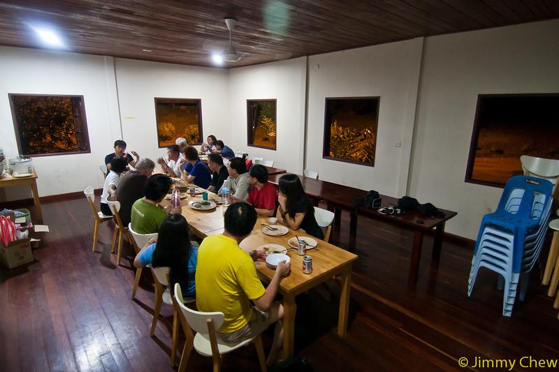 Dining Hall.