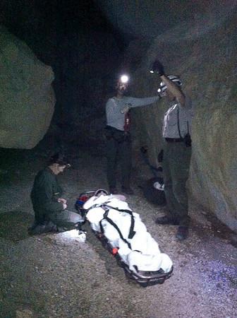 Death Valley Rescue